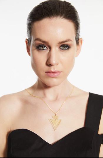 Nefertiti's necklace
