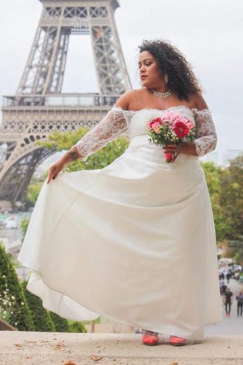 """Robe de mariée """"Marina"""""""