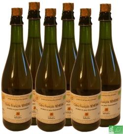 6 Cidres Brut Bio Séhédic