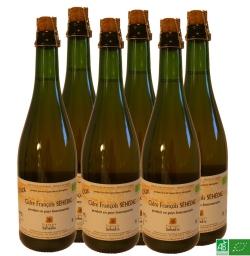6 Cidres Doux Bio Séhédic
