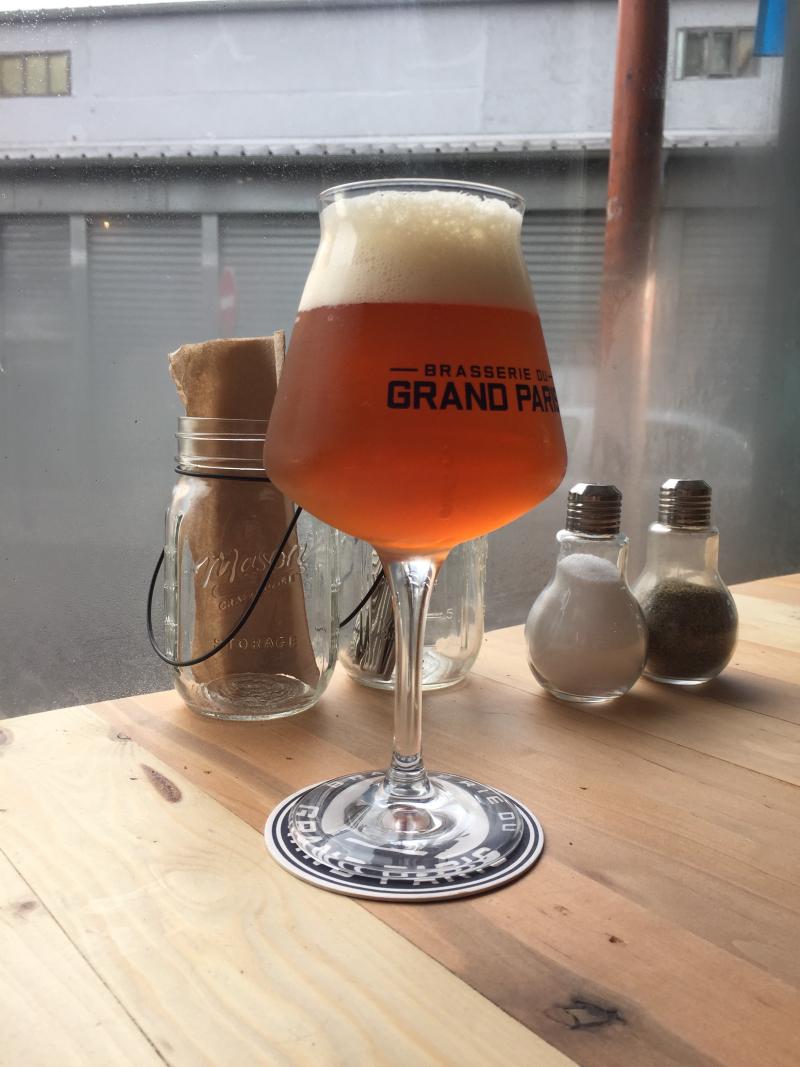 """Bière Pression """"Pale Ale"""""""