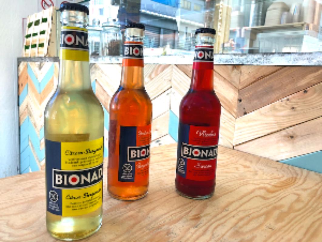 Bionade - Orange / Gingembre