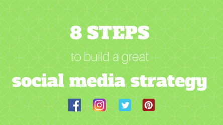 8 simple steps to build a great social media strategy