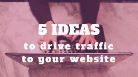 Comment générer du trafic vers son site web ?