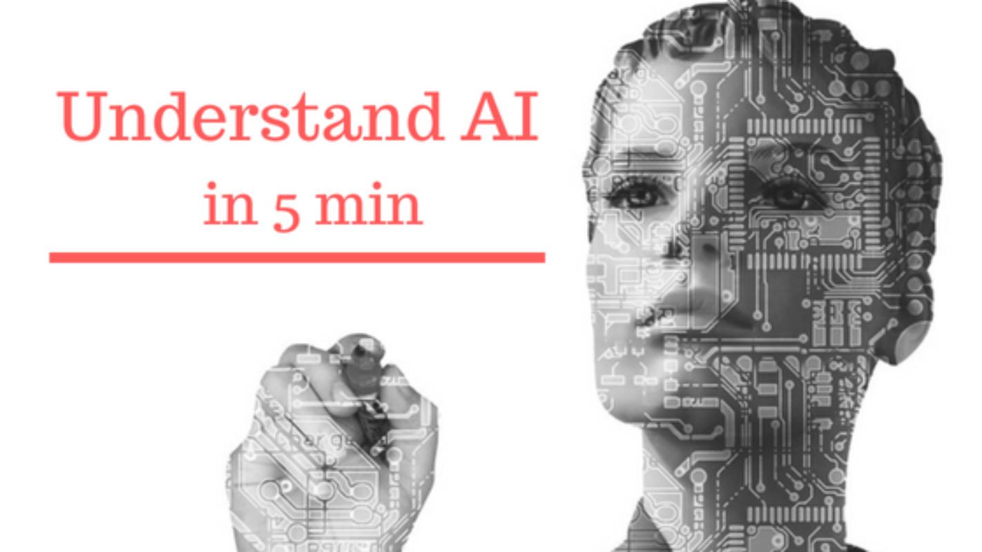 Understand AI in 5 min