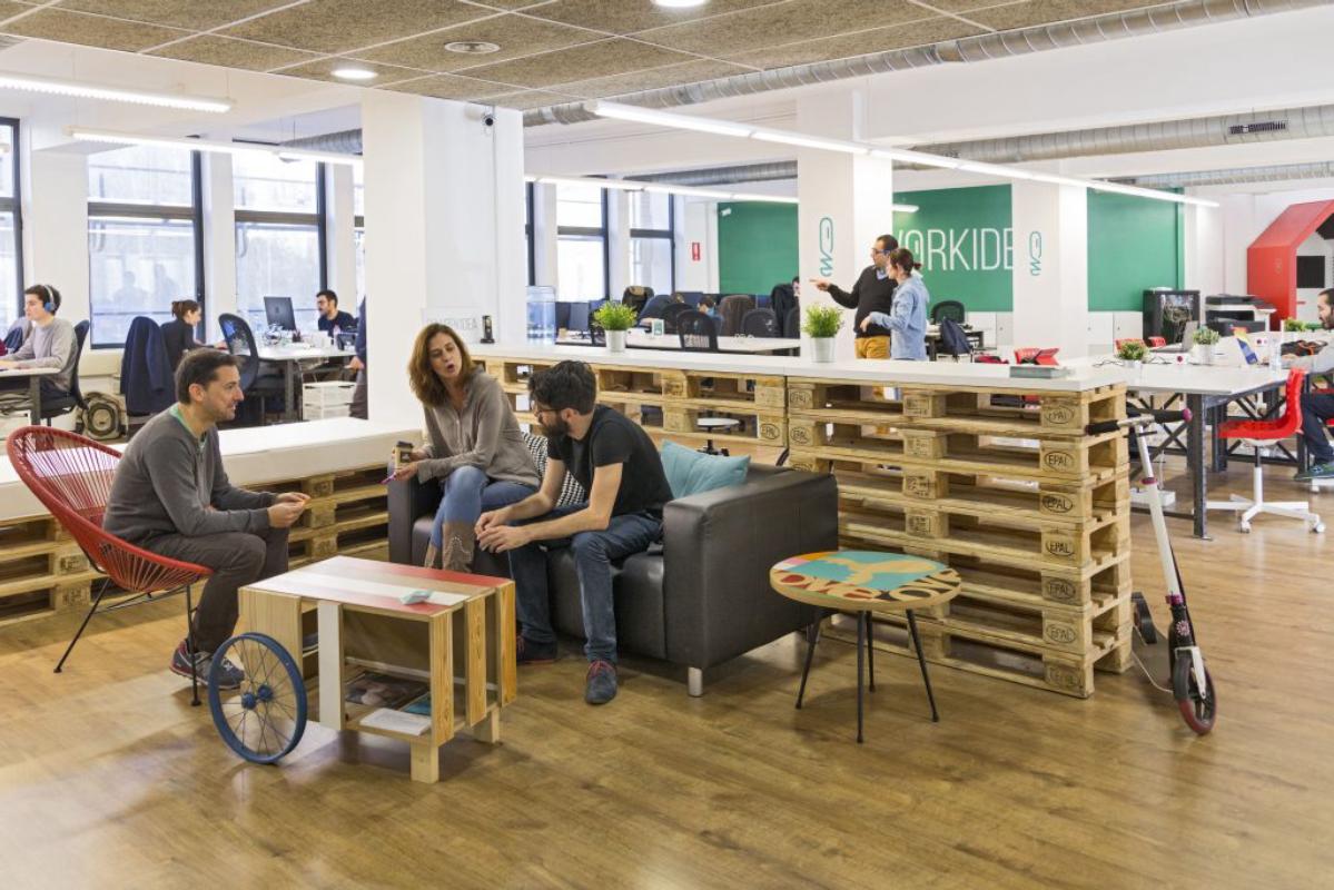 Cowork Barcelona center